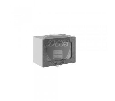 ЛОФТ ШВГС-500 шкаф горизонтальный со стеклом