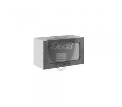 ЛОФТ ПГС-600 шкаф горизонтальный со стеклом