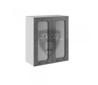 ЛОФТ ПС-600 шкаф навесной со стеклом