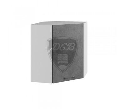 ЛОФТ ПУ-600 угловой навесной шкаф