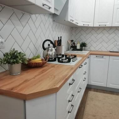 Кухня Гранд Белый 2