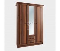 Шкаф 3-х створчатый с зеркалом Янна ЯН-05