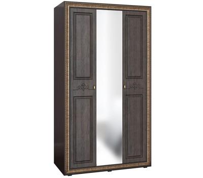 Шкаф 3-ств с зеркалом Версаль ВР-110