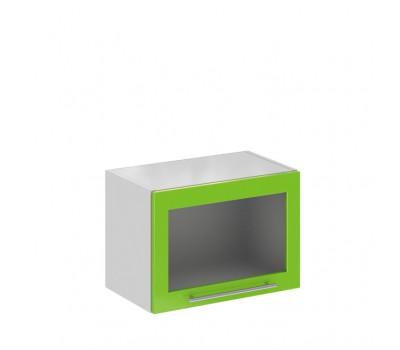 Олива ШВГС-500 шкаф горизонтальный со стеклом