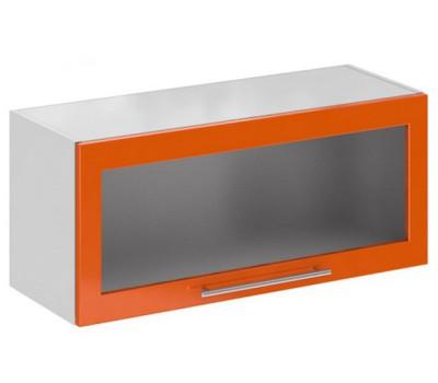 Олива ШВГС-800 шкаф горизонтальный со стеклом