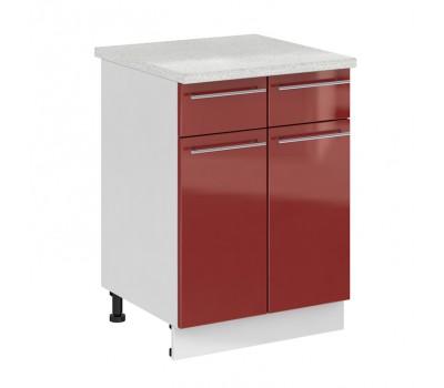 Олива С2Я-600 шкаф нижний с 2 ящиками