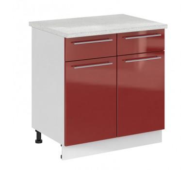 Олива С2Я-800 шкаф нижний с 2 ящиками