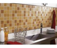 Стеновая панель для кухни  3000х600х6 мм в ассортименте