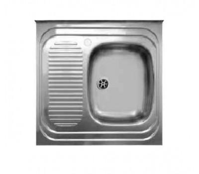 Мойка накл. (60х60) BLN 710-60-5 правая