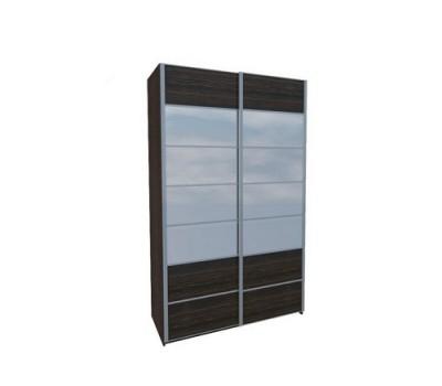 Николь Шкаф для одежды МН-020-01С (В1)