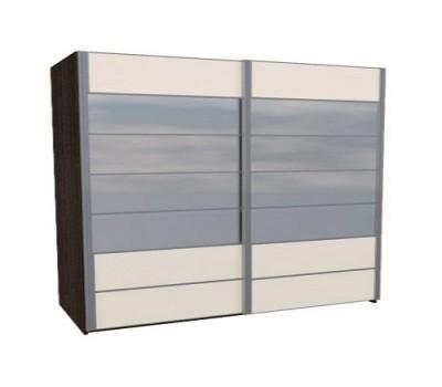 Николь Шкаф для одежды МН-020-03С (В2)