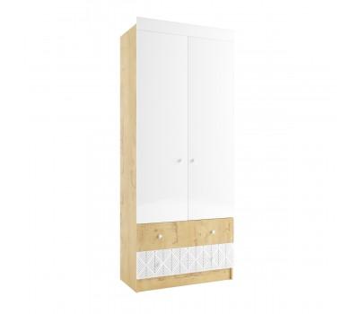 Шкаф 900 с ящиками Сканди ШД 900.1