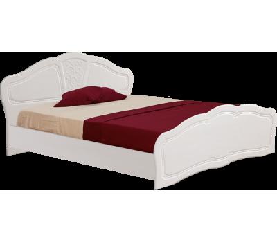 """Кровать с основанием №2 """"Тиффани"""" 1600 мм"""