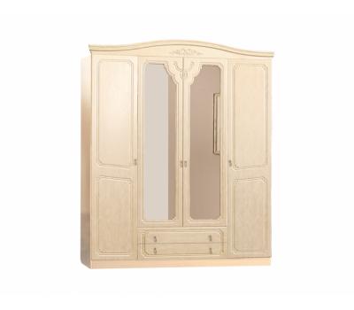 """Шкаф 4-х дверный """"Лира"""""""