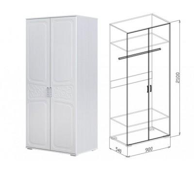 """Шкаф №2 """"Нежность"""""""