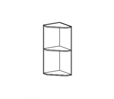 Лира ШВПУ-300 шкаф верхний угловой