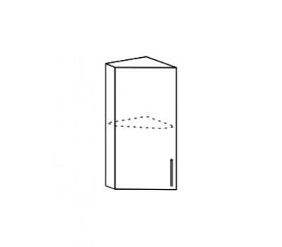 ЮЛИЯ ШВТ-300 шкаф верхний торцевой