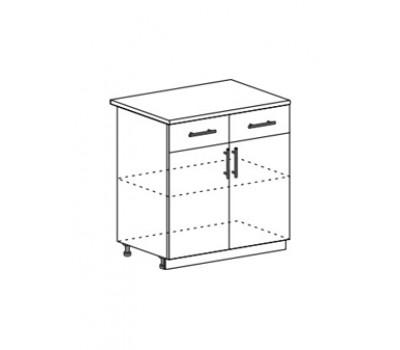 МОДЕНА ШН1Я-800 шкаф нижний с ящиком