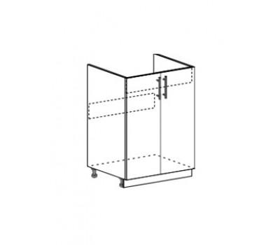 Лира ШНМ-600 шкаф нижний для мойки