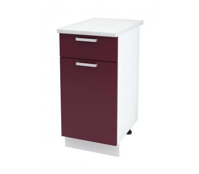 Ксения ШН1Я-400 шкаф нижний с ящиком