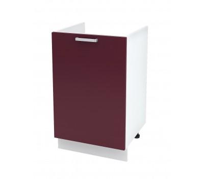 Ксения ШНМ-500 шкаф нижний для мойки