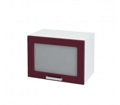 Ксения ШВГС-500 шкаф горизонтальный со стеклом