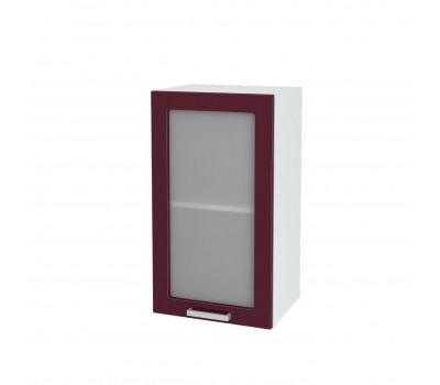 Ксения ШВВС-450 шкаф навесной со стеклом
