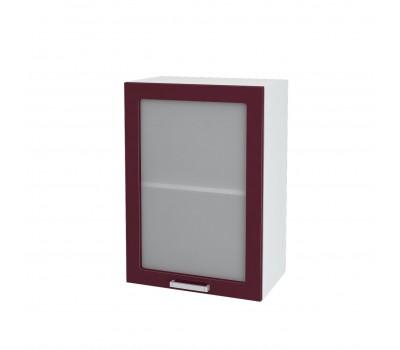 Ксения ШВВС-500 шкаф навесной со стеклом