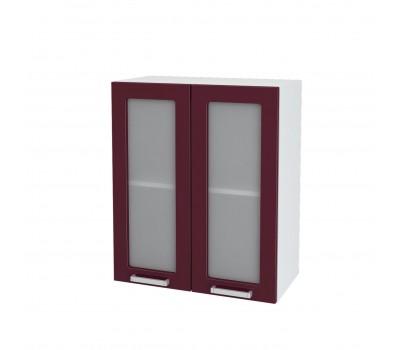 Ксения ШВС-600 шкаф навесной со стеклом